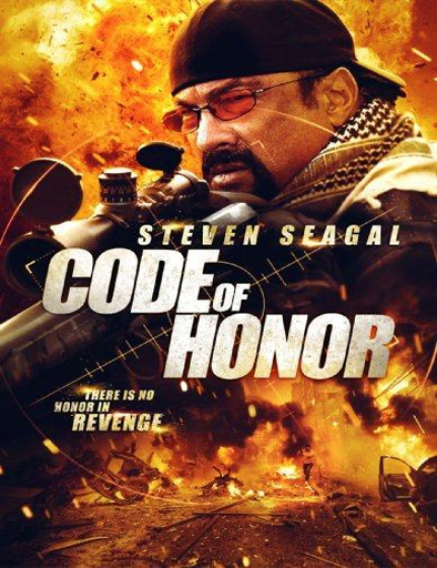 Code_of_Honor_poster_usa
